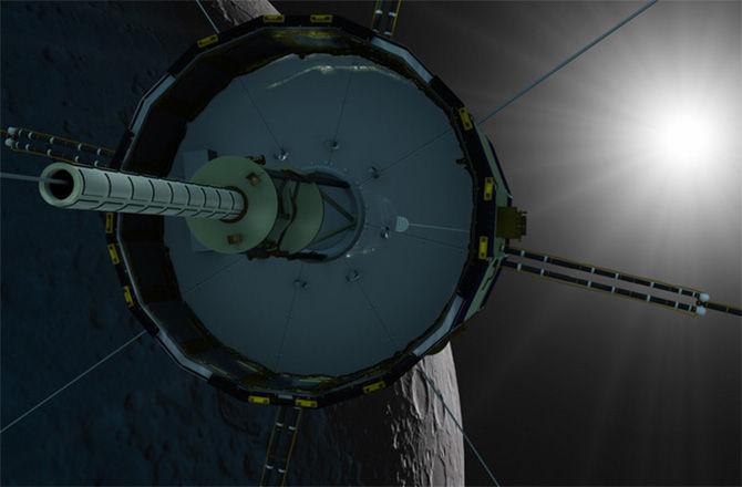 Участники проекта ISEE-3 Reboot Project запланировали новый эксперимент