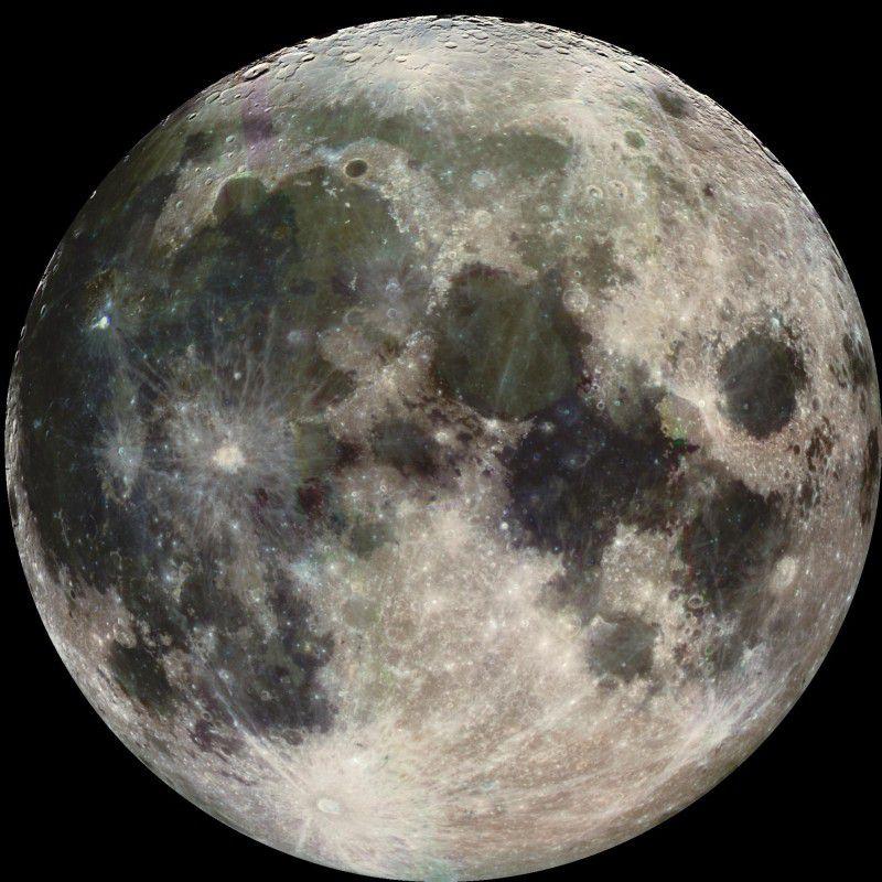 Ученые считают, что древние ископаемые могут быть «разбросаны» по Луне