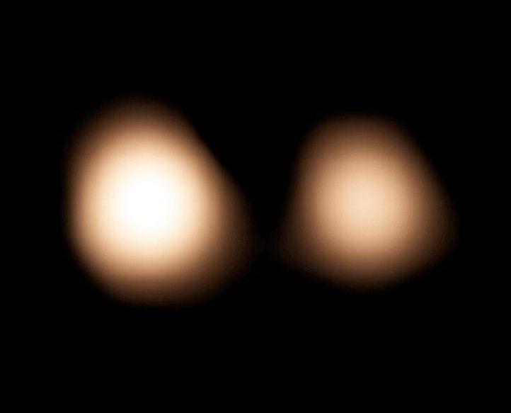 Телескоп ALMA помог рассчитать траекторию полета миссии New Horizons