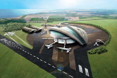 Великобритания собирается построить космодром к 2018 году