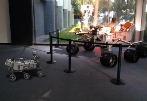 NASA доработало 3D-приложение для мобильных устройств