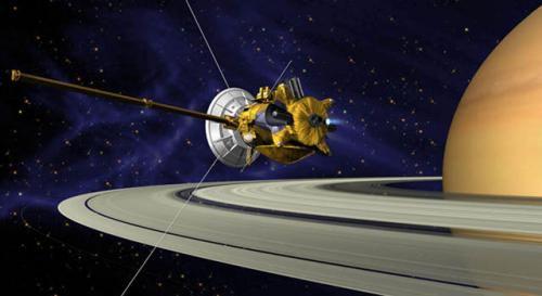 Cassini готовится к серьезному маневру