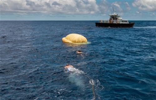 Испытания технологии LDSD прошли успешно, несмотря на порвавшийся парашют