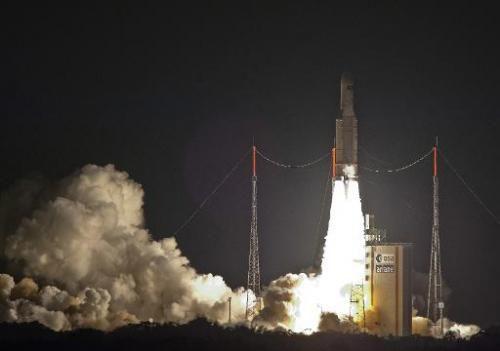 Европейский космический грузовой корабль готов к стыковке с МКС