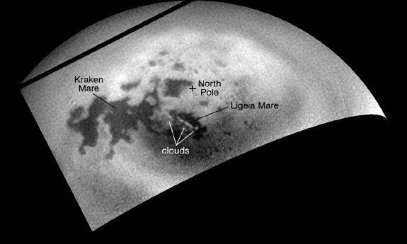 Облака над Титаном