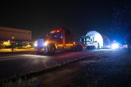 Макет панели телескопа Джеймса Вебба готов к испытаниям