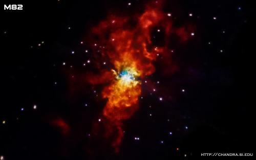 Ученые пытаются выяснить, почему произошел взрыв сверхновой SN 2014J
