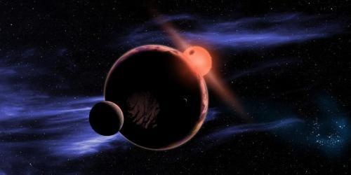 Красные карлики могут быть самыми подходящими местами для инопланетной жизни
