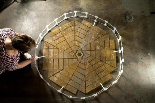 Технику оригами используют для создания космических аппаратов