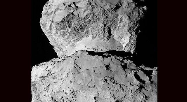 «Глазами» Розетты: разнообразие поверхности кометы 67Р/Чурюмова-Герасименко
