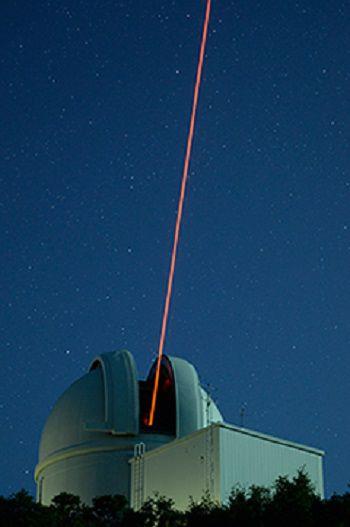 Система Robo-AO занимается исследованием экзопланетных систем