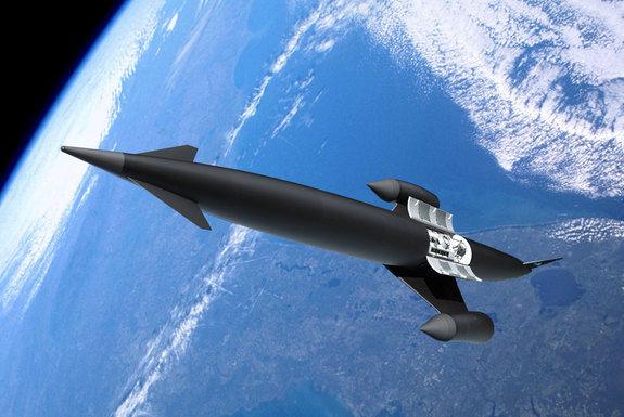 ВВС США заинтересовались системой ракетных двигателей SABRE