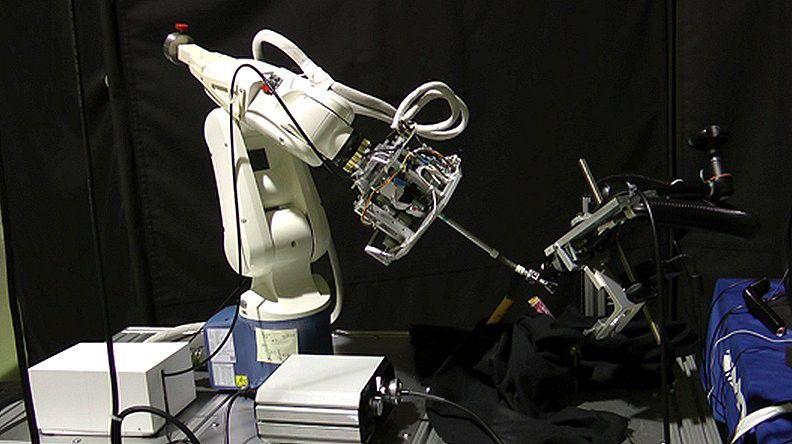 Космические технологии помогают лечить больных детей