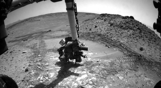 Команда Curiosity приняла решение не бурить Bonanza King