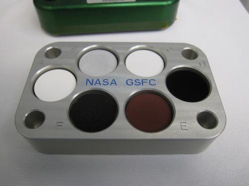 В космосе впервые будет протестировано супер-черное нано-покрытие