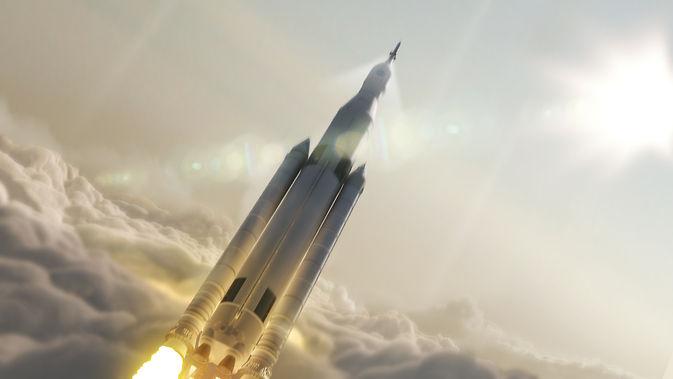 NASA готово приступить к строительству тестовой версии ракеты SLS