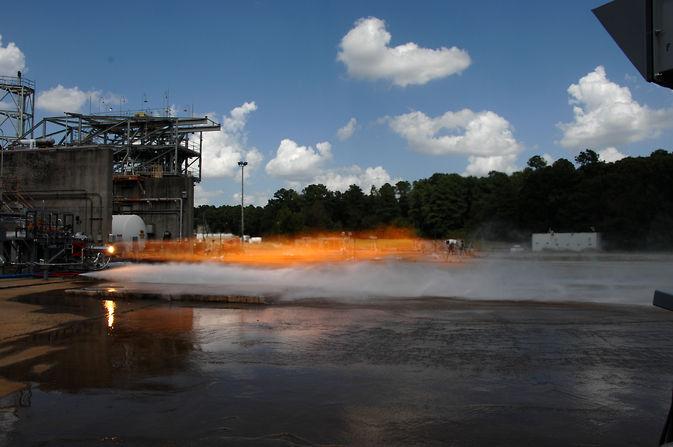 NASA протестировало ракетный двигатель с деталями, напечатанными на 3D-принтере