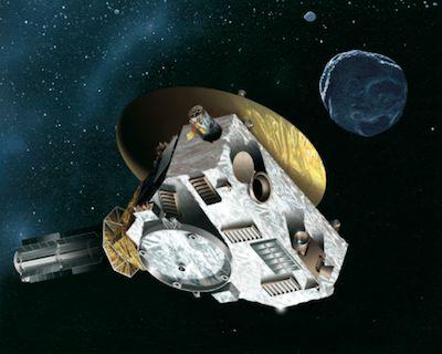 Дальнейшие цели New Horizons в рассмотрении