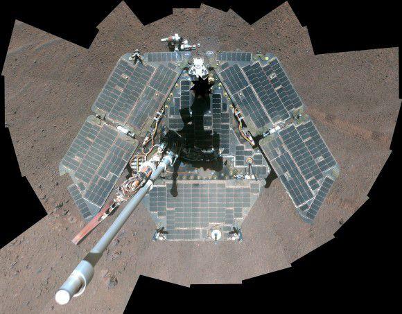 NASA выполнила форматирование памяти марсхода Opportunity