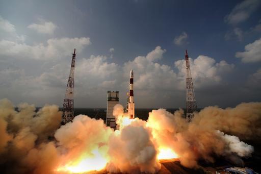 Индийский космический корабль приближается к Марсу