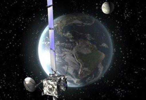 Ученые не могут найти причины изменения скорости спутников