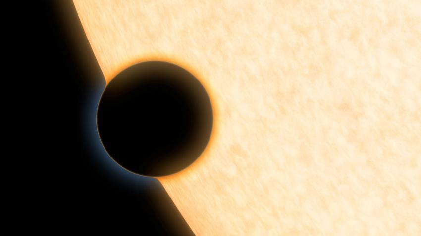 Астрономам удалось обнаружить водяной пар на небольшой далекой экзопланете