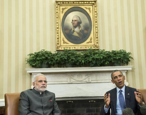 Индия и США договорились о сотрудничестве в изучении Марса