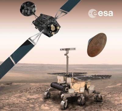 Определены четыре возможных места посадки для миссии Экзомарс