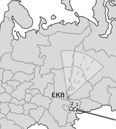 Ученый рассказал об ионосферных эффектах от падения метеорита Челябинск