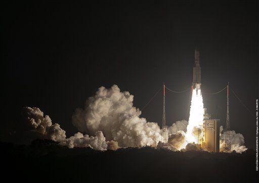 Аргентина запустила первый собственный спутник связи