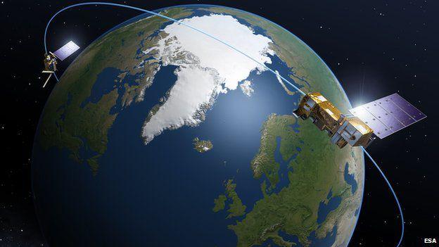 Подписан контракт на строительство метеорологических спутников нового поколения