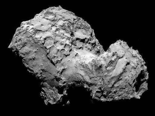 Масс-спектрометр помог описать букет запахов кометы 67P/Чурюмова-Герасименко