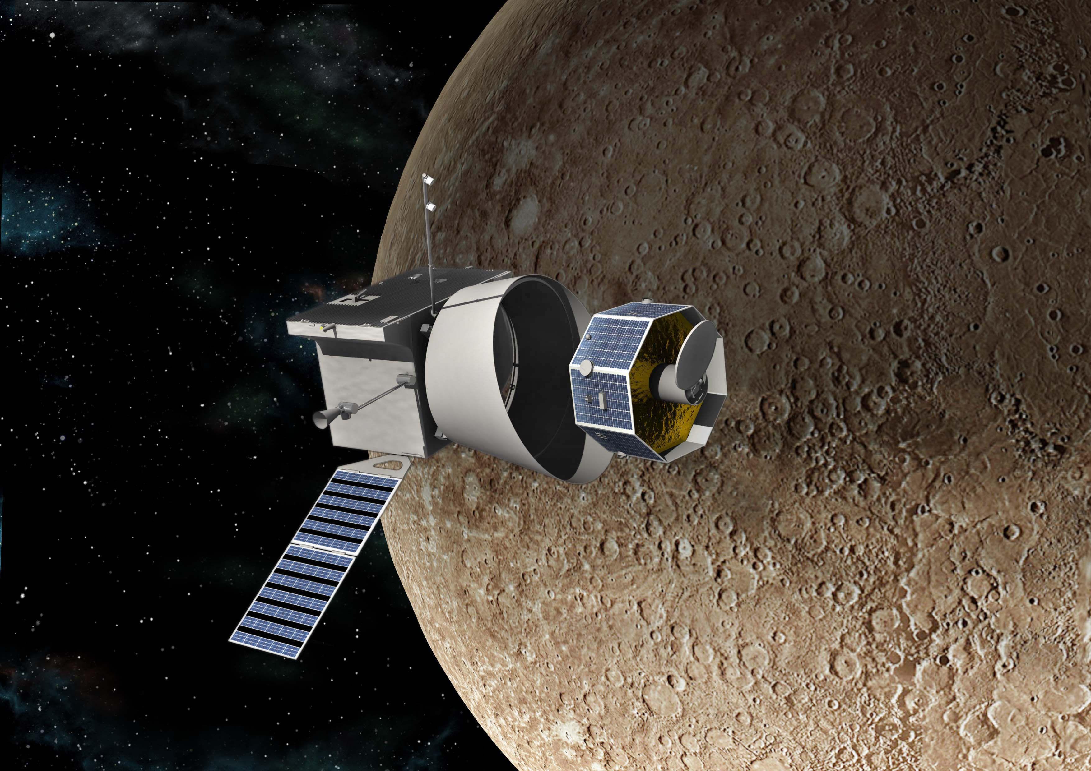 Начало тестирования космического корабля для отправки к Меркурию в 2016 году