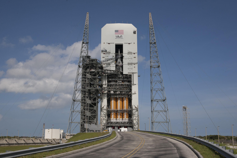 Орион готовится к первому путешествию в космос