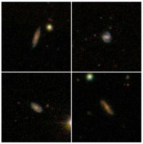 Астрономы зафиксировали излучение от водорода в рекордно дальних галактиках