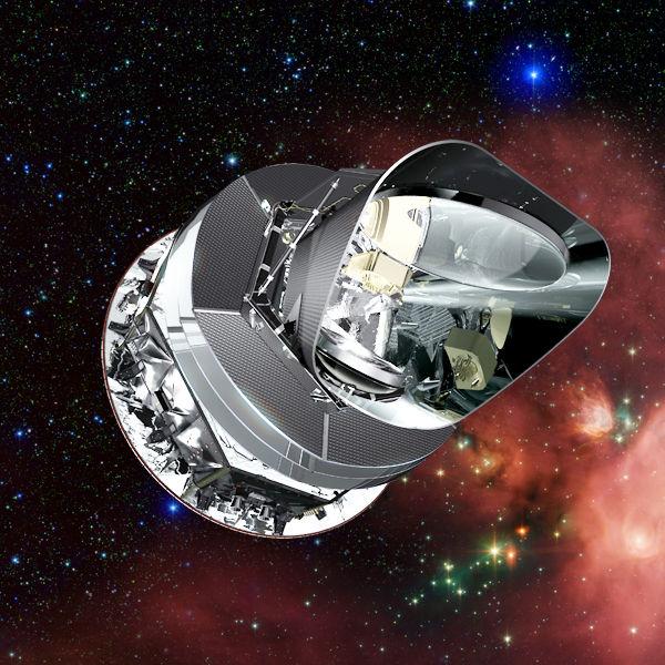 Исследователи сообщили о результатах анализа данных с обсерватории Планк