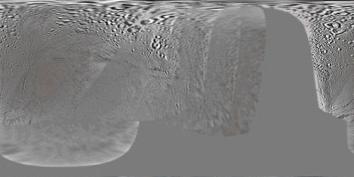 Луны Сатурна:  Какое различие дает десятилетие