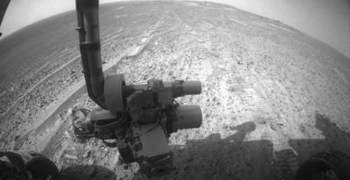 Марсоход Opportunity испытывает  проблемы с  флэш-памятью