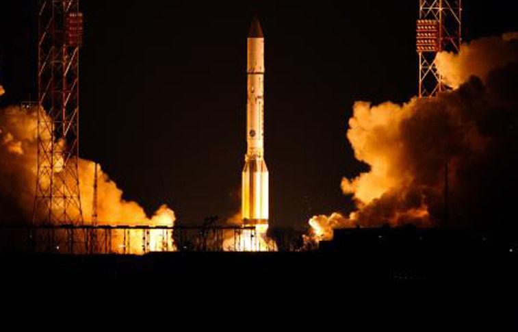 ILS завершает непростой 2014 год успешным пуском ракеты Протон-М