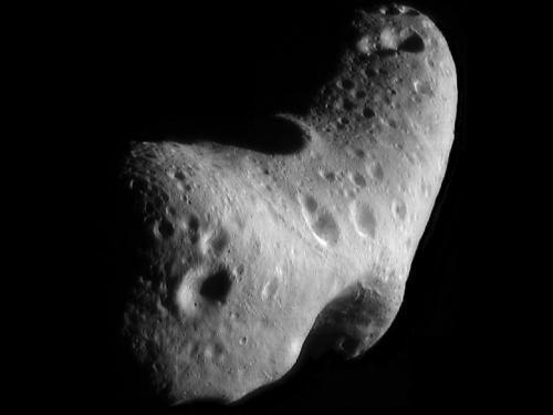 Астероиды: разрушение - сложный процесс