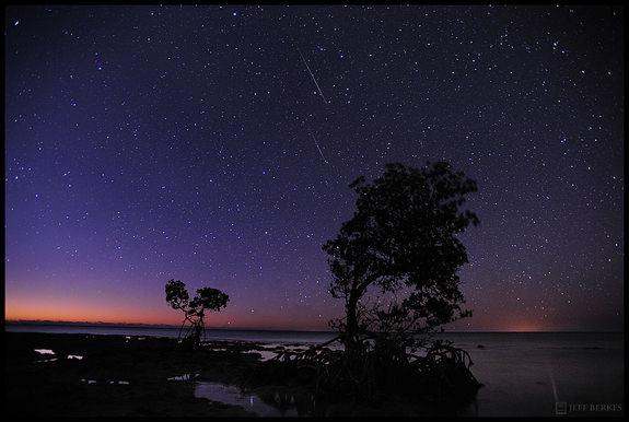 Метеорный поток Квадрантид