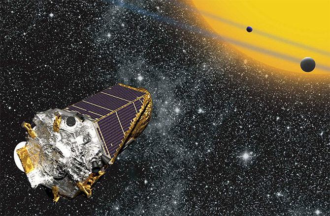 Охота за второй землей вне солнечной системы