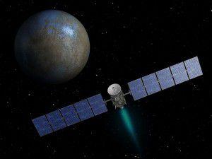 Космический аппарат Dawn подарит нам знакомство с невиданным миром