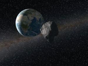 26 января к Земле приблизится крупный астероид 2004 BL86