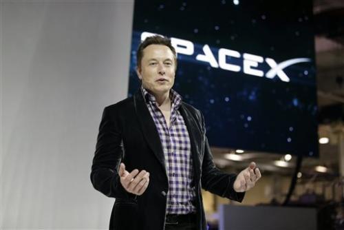 Google и Fidelity инвестировали в компанию Илона Маска SpaceX 1 млрд долларов