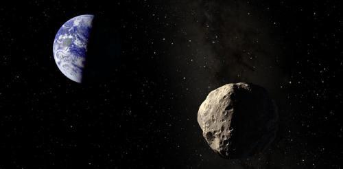 Астероид BL86 приближается к Земле
