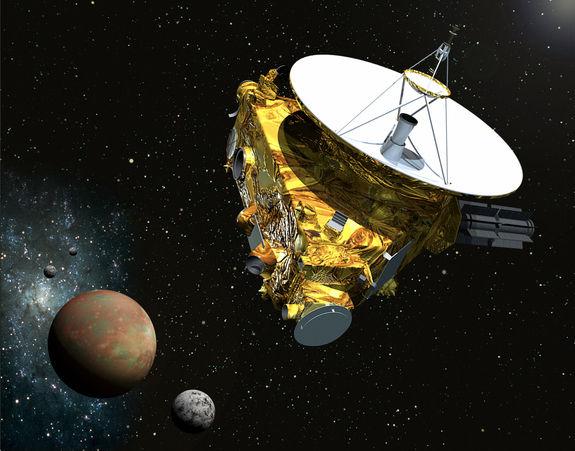 Аппарат «Новые горизонты» приоткрывает завесу тайны Плутона