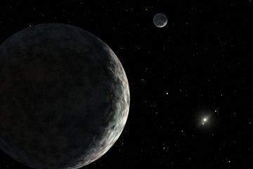 Эрида: карликовая планета-близнец Плутона