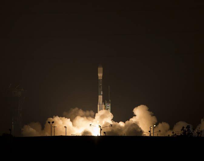 НАСА запускает новый спутник, построенный для создания карт влажности почв