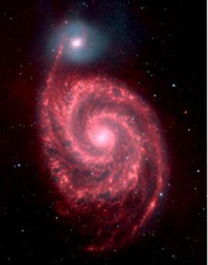 Атлас инфракрасных галактик, находящихся в состоянии слияния